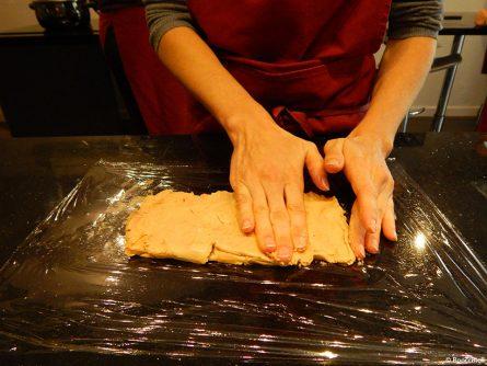 Un cours de cuisine chez Amis et fines herbes à Toulouse
