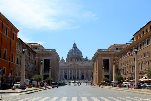 italie weekend à rome