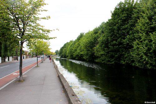 Dublin à vélo