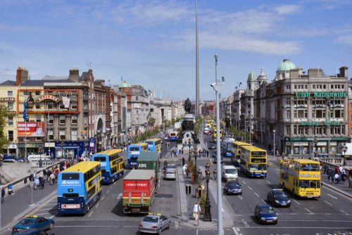 visiter Dublin en une journée the Spire