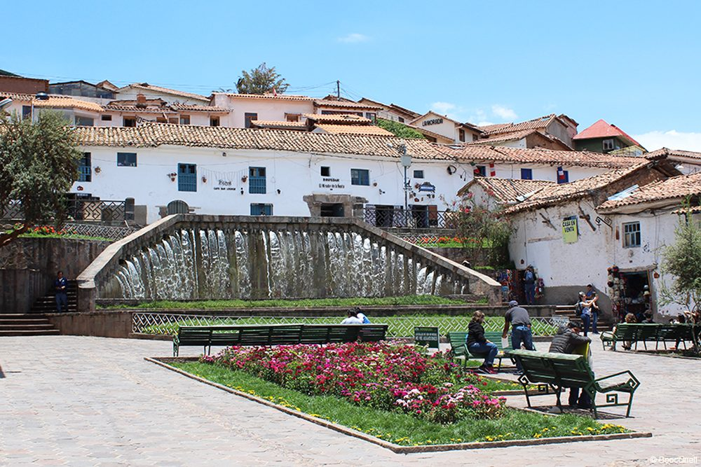 voyage au Pérou - Cusco