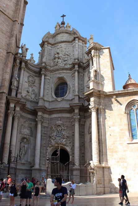 Week-end à Valence cathédrale