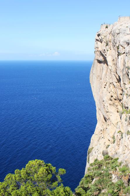 Cap Formento Palma de Majorque en Espagne
