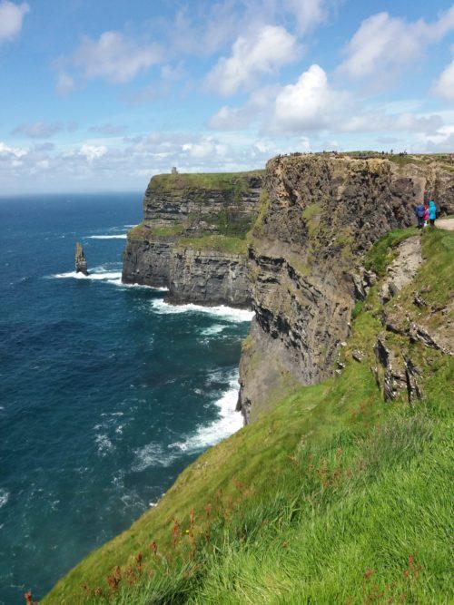 Cliffs of Moher expatriation à Dublin